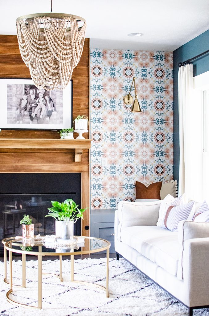 Living Room Makeover With Sherwin Williams Paint
