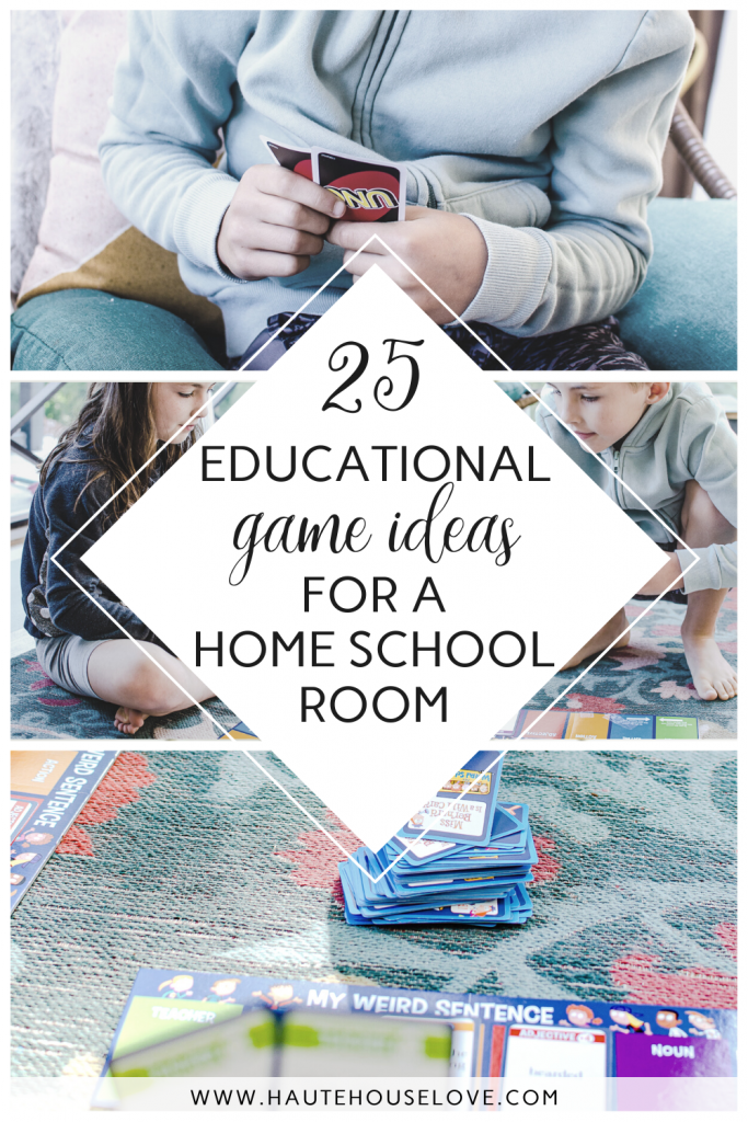 Home School Games