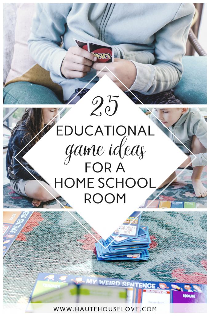 Home School Games