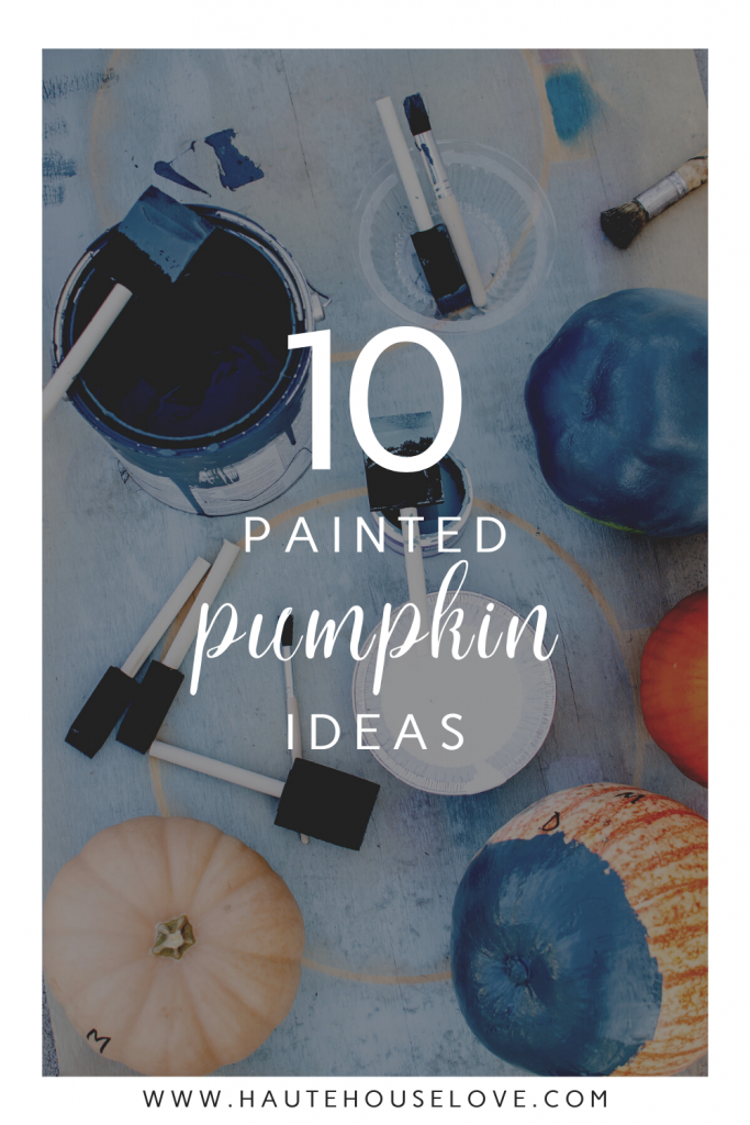 painted pumpkin ideas