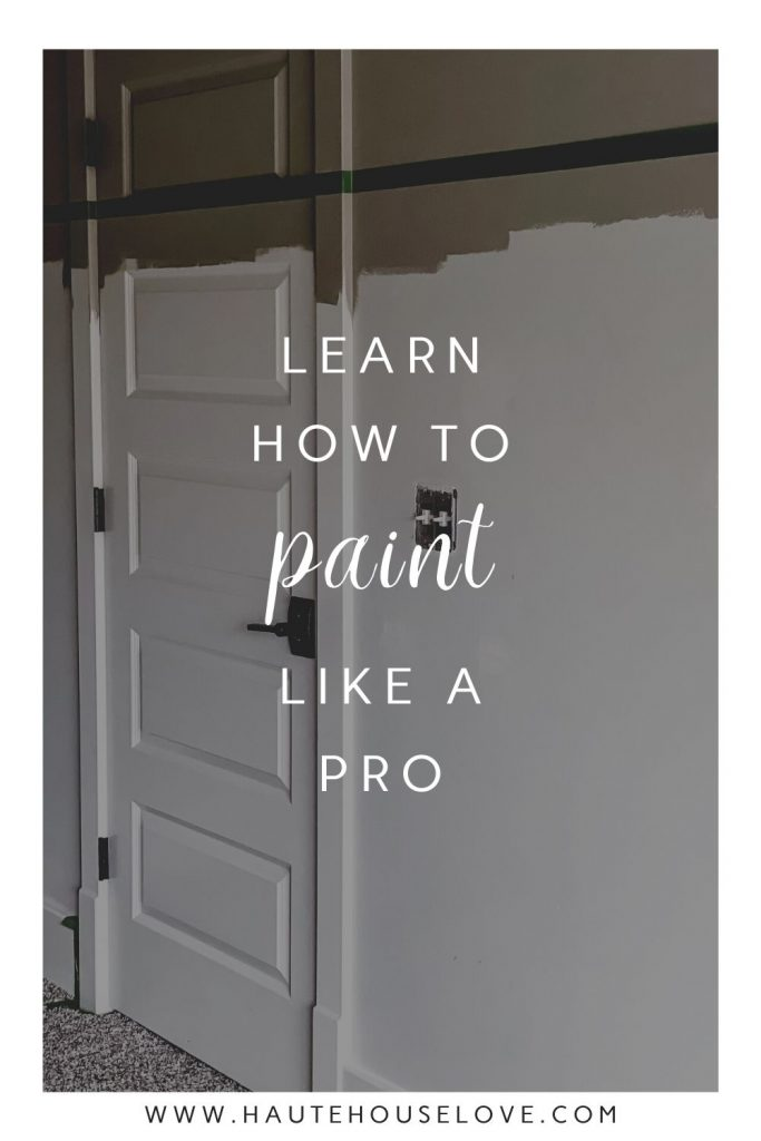 Learn How To Paint Like a Pro Graphic