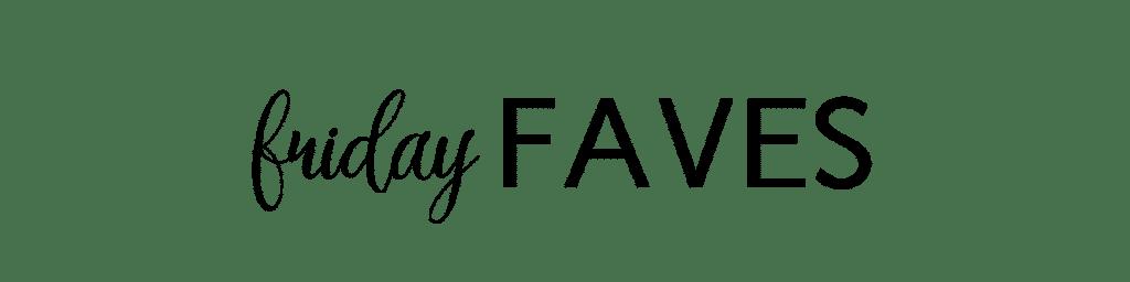 Friday Faves on HauteHouseLove.com