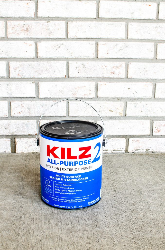primer for painting the concrete porch