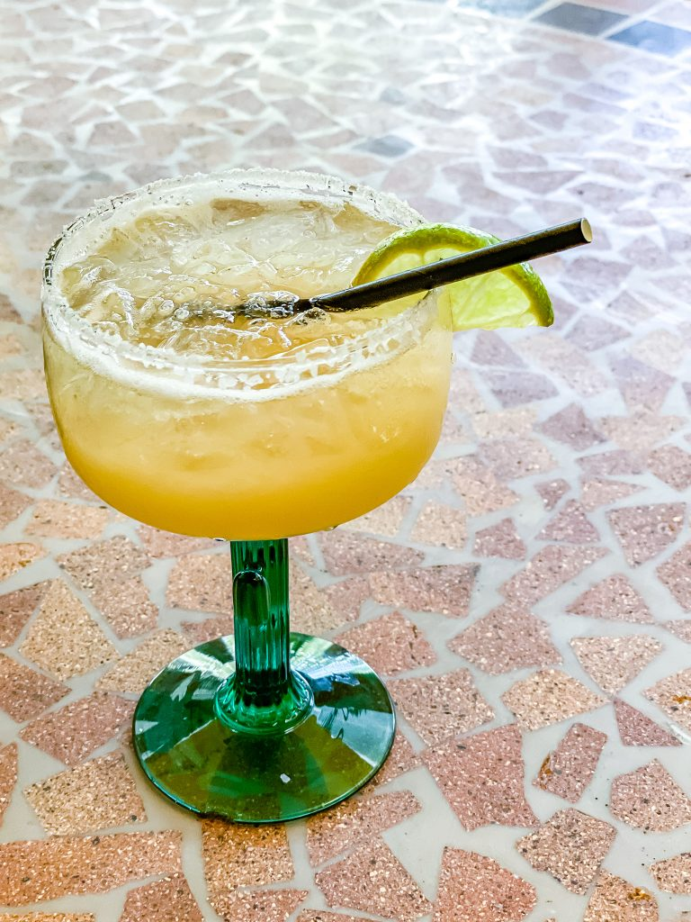 The most authentic margarita with the freshest ingredients found at El Rincon in Sedona, Arizona | HauteHouseLove.com