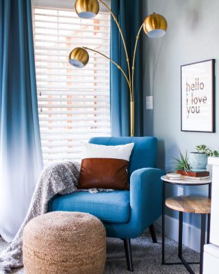 Work from home friends.. do you office information the same spot every day or do you switch it up based on your mood?   I definitely like change and usually pick my work spot based on my mood.   Today I picked this cozy corner in the master bedroom with the most swoon worthy view..   Tag a friend who would love this space! Master Bedroom sources linked in stories.  #masterbedroom #masterbedroomdesign #cozyvibes #myhousebeautiful #myhousemadehome #moderneclectic #colorfulhappyhome #colorlovedecor #colormyhome #masterbedroominspo #readingnook #cozyhome #cozybedroom #sanctuary #swcolorlove #amazonfinds